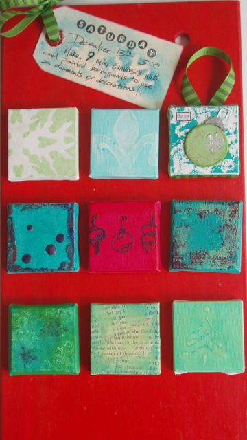 Mini canvas class